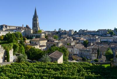 La strada dei vini in Borgogna