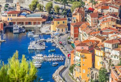 Cote d'Azur & Provence